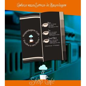 Hospedagem De Site Cafécriativo Anual