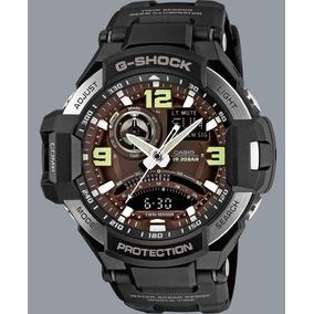 744eb8197de Relogio G Shock Aviation - Relógio Masculino no Mercado Livre Brasil