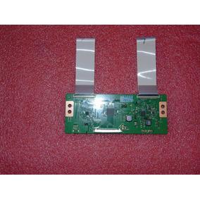 Placa T Con Tv Philips 42pfl4007g Nova Com Os Dois Flats
