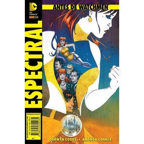 Antes De Watchmen: Espectral - Panini (novo E Lacrado)