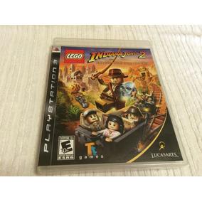 Indiana Jones 2 The Adventure Continues: Lego