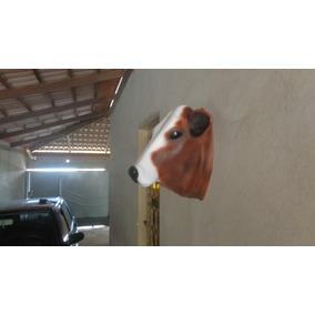 Cabeças De Boi Em Fibra De Vidro