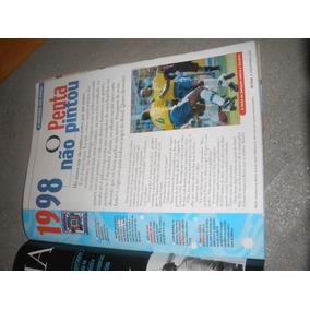 Revista Placar Da Copa De 98
