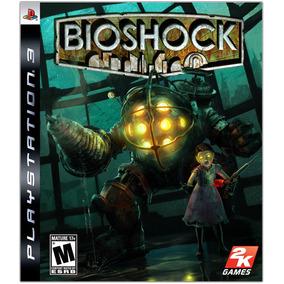 Bioshock , Playstation 3 , Codigo Psn !!!!!