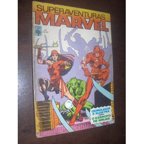 Superaventuras Marvel Numero 13 De 1983