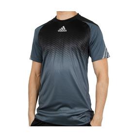 Camiseta adidas Adizero Tee Black Tennis 595b6ff54e94a