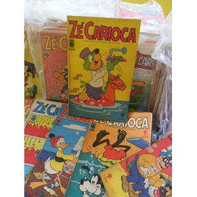 Zé Carioca! Vários! R$ 15,00 Cada! 1965 Até 2009!