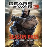 Gear Of Wars 3,seasons Pass,dlc O Packs Para Jugar En Xbox