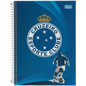 78d44d636b Caderno Tilibra Cruzeiro - Mais Categorias no Mercado Livre Brasil