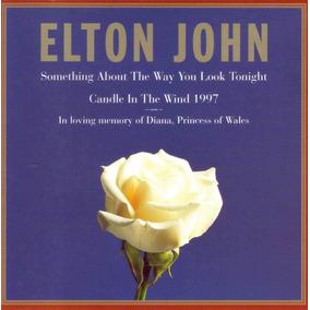 Cd Lacrado Elton John In Loving Memory Of Diana 1997