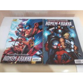 Lote 2 Revista Homem-aranha Marvel Millenniom 47 E 48