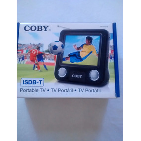 Mini Tv Coby 3,5