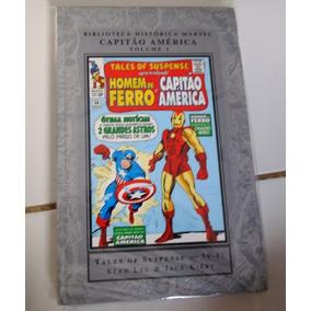 Biblioteca Histórica Marvel Capitão América N° 1, Lacrado