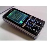Sony Ericsson K850 I Syber-shot 5.0mpx Flash Xenon Raridade
