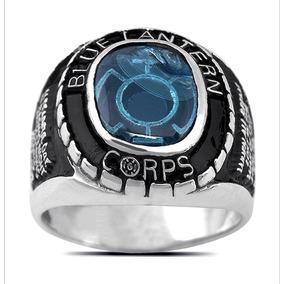 Anillo Blue Lantern Corps Juramento