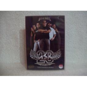 Dvd Duplo Asa De Aguia 20 Anos Turne Comemorativa Original - Música ... cc30d7bc2a721
