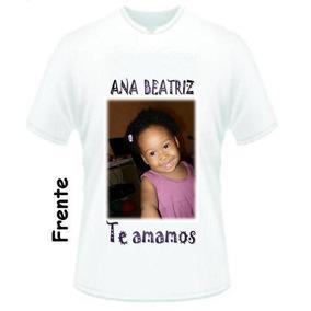 Camisetas Personalizadas Com Foto De Sua Escolha