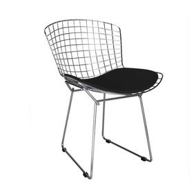 Cadeira Bertoia Cromada - Promoção Outubro