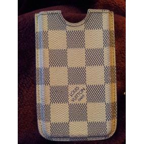 f62999b7312 Caratula Louis Vuitton Para Iphone 4 Unica!! Usado en Mercado Libre ...