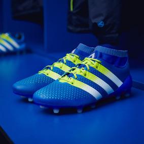 Tenis Adidas Futbol Rapido Ace 2016 - Tacos y Tenis de Fútbol en ... 1dca5d6750c2e
