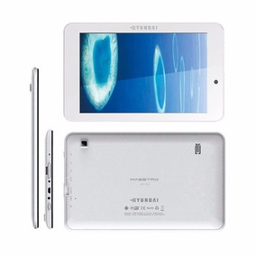 Tablet Hyundai Maestro Dual Core 1.5 Hd Wifi Android 4.4 Kit
