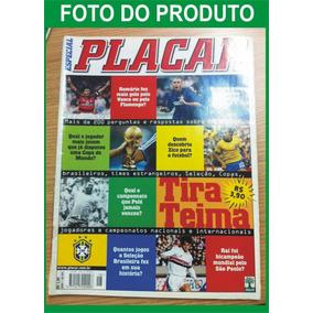 c357fa6a19 Revista Placar Tira Teima - Coleções e Comics no Mercado Livre Brasil