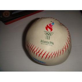 Bola Do Jogos Olimpicos 1996 Coca Cola Em Bom Estado d47691079632f