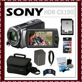 Camara De Video Sony Hdr-cx190