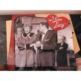 Calendario 16 I Love Lucy Edicion 2003 Vintage Retro Tv Show
