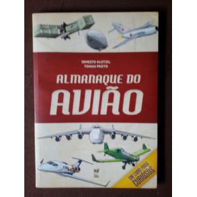 Livro Almanaque Do Avião