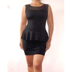 Vestido Negro Para Gorditas - Ropa y Accesorios en Mercado Libre Perú e26ce453437c
