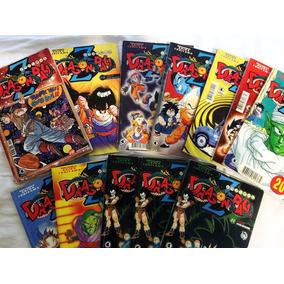 Mangá Dragon Ball Z Conrad 2001 (raridade) Várias Edições.