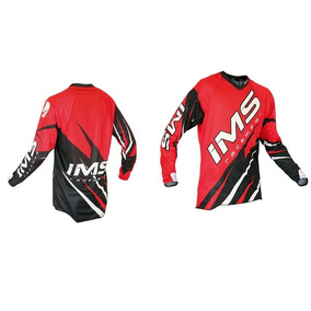 Camisa Ims Action 2016 (vermelho, Gg)
