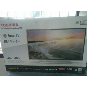 Televisor Toshiba Smart 40 Led Ultra Delgado