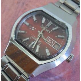 4f294f1bb9a Antigo Relogio De Pulso Nelima - Relógios no Mercado Livre Brasil