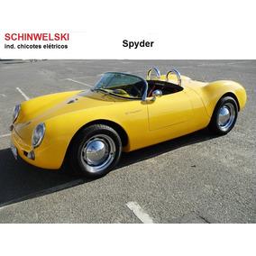 Chicote Replica Spyder 550 Schinwelski Compl. Motor Ar Fusca