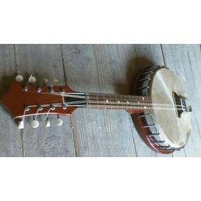 Banjo Tenor De 8 Cuerdas
