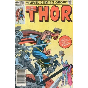 Marvel Thor The Mighty - Volume 323