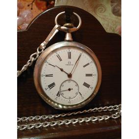 7c4f88a125a Relogio Antigo De Bolso Omega 1910 Minas Gerais Arremate - Relógios ...