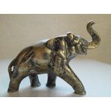 Bronce Elefante Hueco Tamaño Pequeño