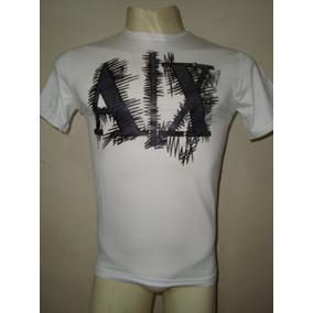 cd3e66e5095 Camisetas Armani Exchange Originais Pronto Entrega - Calçados ...