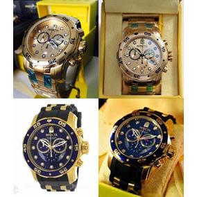 a2075f5aced Lojas Galeria Page Relogios Invicta - Relógios no Mercado Livre Brasil