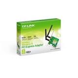 Adaptador Red Pci-e Wifi Tp-link Tl-wn881nd De 300n