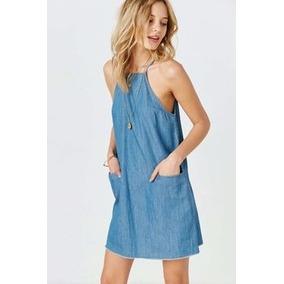 9b1c947922 Vestido De Tela Chambray Dama Otros - Vestidos de Mujer en Mercado ...