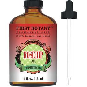 Aceite Rosa Mosqueta Chilena Organico 100% Puro 118 Ml