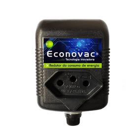Kit Econovac 6 Unidades Redutor De Energia Economizador Dps
