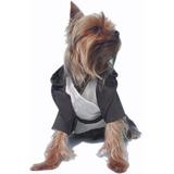 Disfraz Star Wars Leia Obi Wan Luke talle M  Ropa Perros a8a70800db4