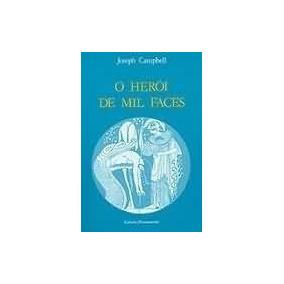 O Heroi De Mil Faces Livro Novo Campbell, Joseph