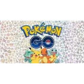 250 Pokebolas + 30 Pokemons E 11000xp