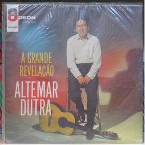 Altemar Dutra - A Grande Revelação - Lp Odeon Mofb 3.321